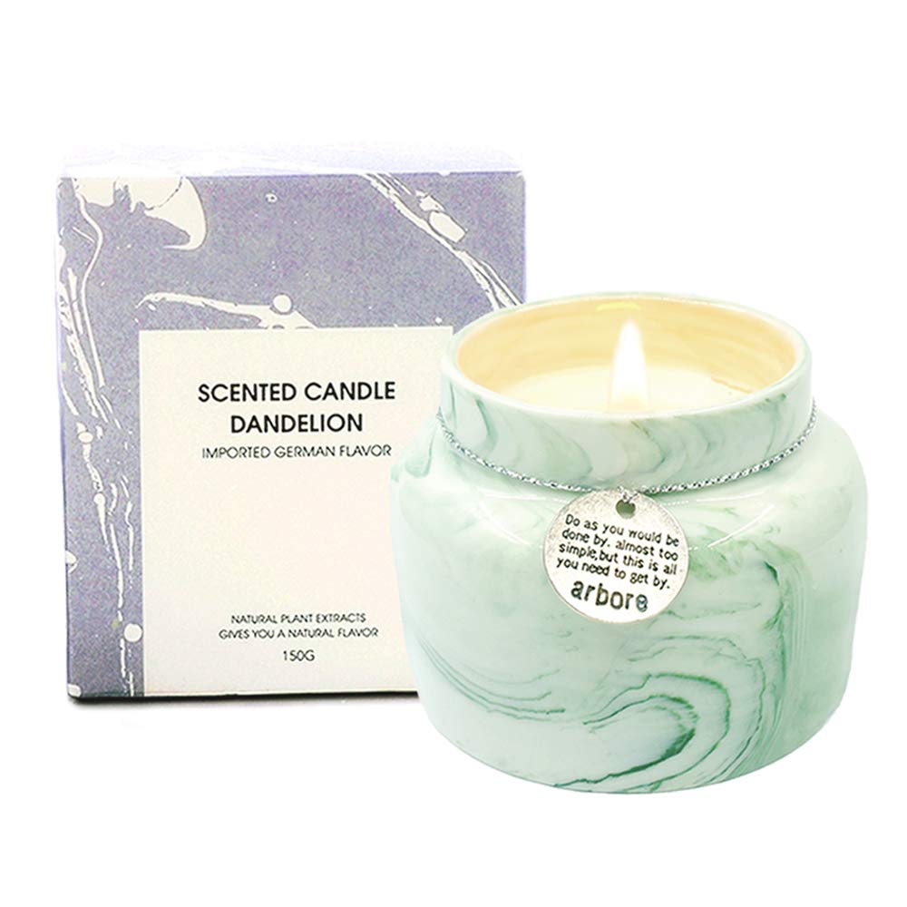 Soy Wax Aromatherapy Candle.