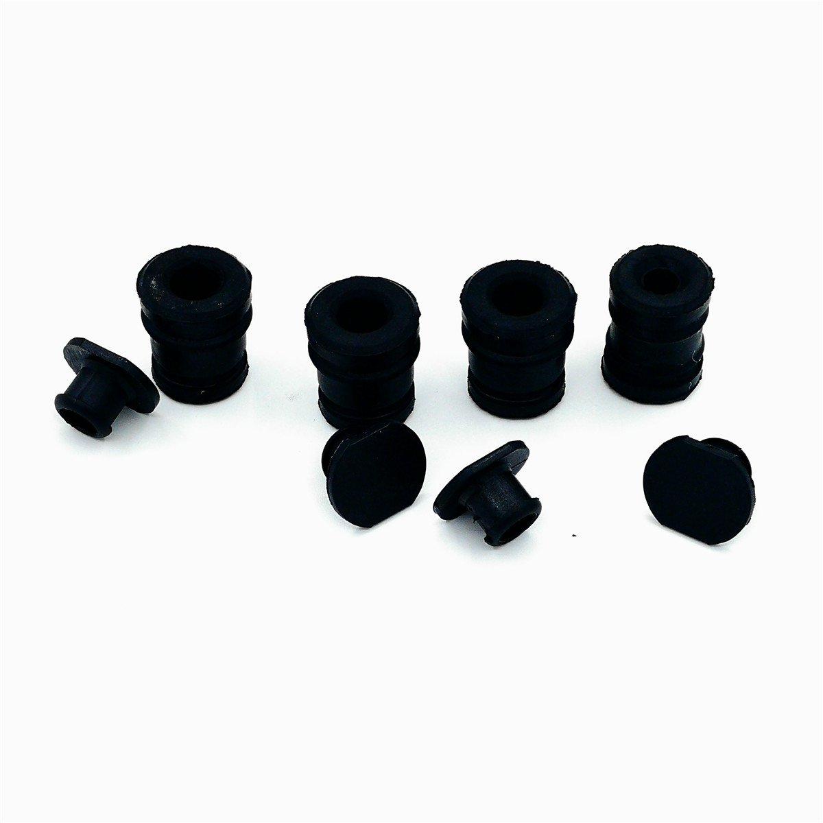 AV Butoir circulaire Plat Bouchon kit pour Stihl MS250/MS230/MS210/MS 250/230/210/021/023/025/tron/çonneuse pi/èces