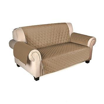 Funda protectora para mascotas y niños, impermeable, duradera, para el sofá (Loveseat): Amazon.es: Coche y moto