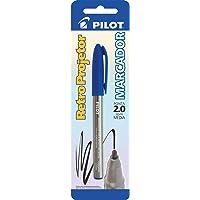 Pilot 1430007AZ, Caneta Retroprojetor, 2.0 mm, Marcador, Multicor