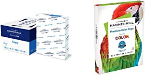 Hammermill Paper, Student Value Pack - Copy and Presentation paper in one (113620 - 102700)