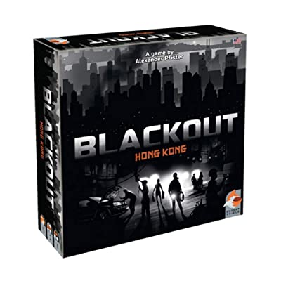 Eggertspiele Blackout Hong Kong: Toys & Games