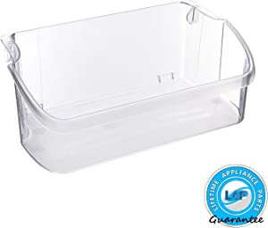 Lifetime Appliance 240324502 Door Bin Shelf Compatible with Frigidaire, Kenmore, Electrolux Refrigerator