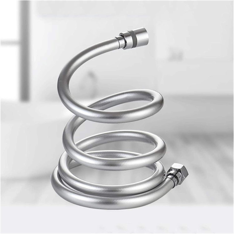 Manguera de Ducha Manguera de ducha suave de PVC espesando de alta presión de mano flexible de la manguera anti-devanado para accesorios de baño Manguera (Length : 300cm)