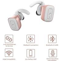 Supersun In-Ear Wireless Bluetooth Earbuds Headphones