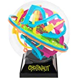 Gyronaut Alpha Puzzle Ball with 138 Challenging Obstacles and Display Stand