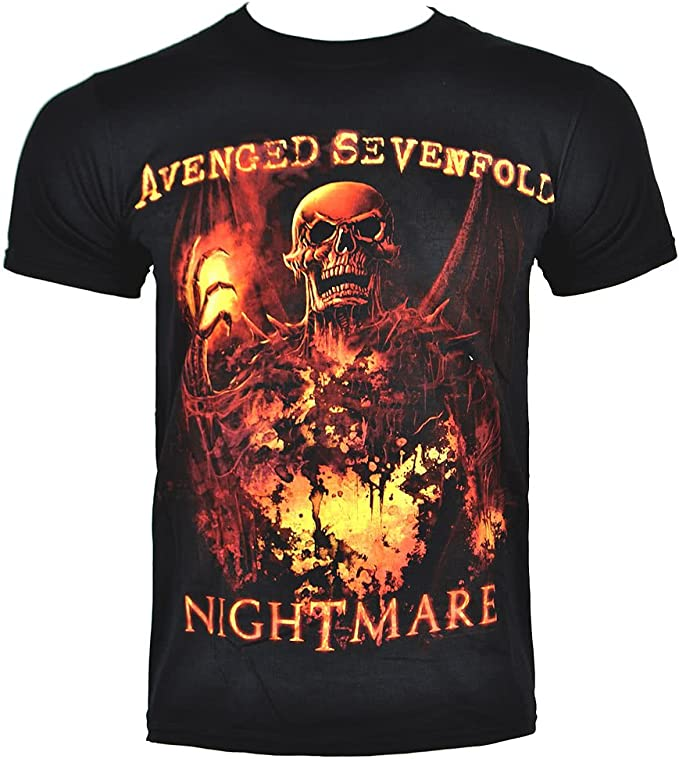 Avenged Sevenfold - Camiseta - para hombre negro xx-large ...