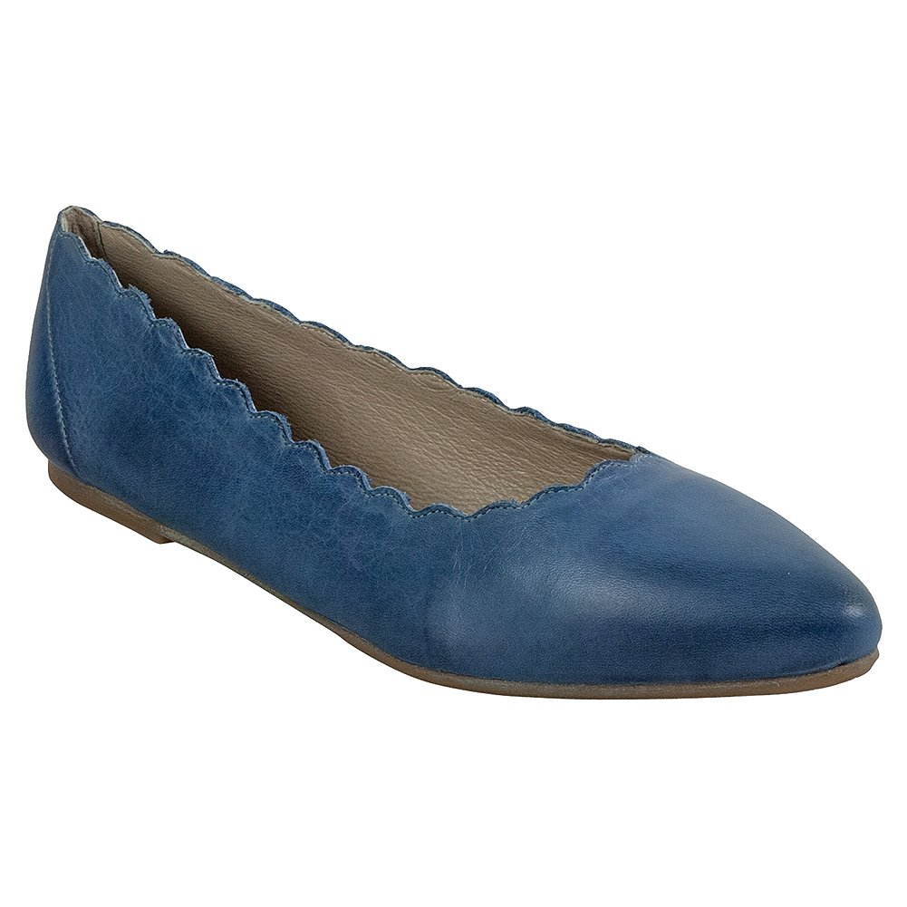 Miz Mooz Women's Bailey Ballet Flat B07BY5FT99 6 B(M) US|Jean