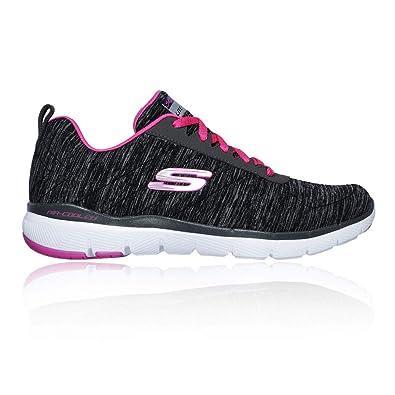 SKEAJ|#Skechers Flex Appeal 3.0 insiders, Baskets Femme