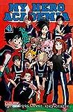 My Hero Academia 4: Die erste Auflage immer mit Glow-in-the-Dark-Effekt auf dem Cover! Yeah!