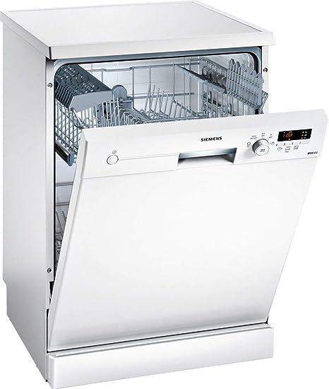 Siemens iQ100 SN215W01CE lavavajilla Independiente 13 cubiertos A ...