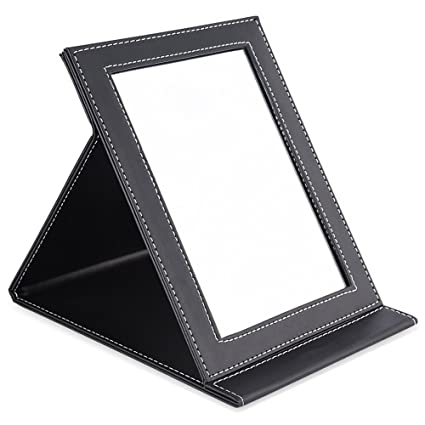 Artikle Leather Corporate Tabletop Makeup Mirror