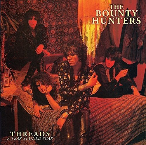 Vinilo : Dave Kusworth & The Bounty Hunters - Threads...a Tear Stained Scar (Red, Colored Vinyl)