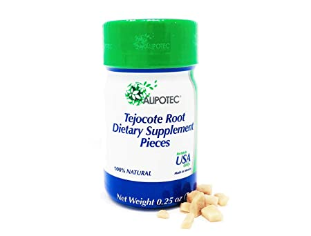 Amazon.com: Alipotec Raiz De Tejocote Root 2 Bottles 1 Month Supply of Root Supplement and 1 Eau Kalin Potassium Alkaline Supplement 3 Product Total Pack: ...