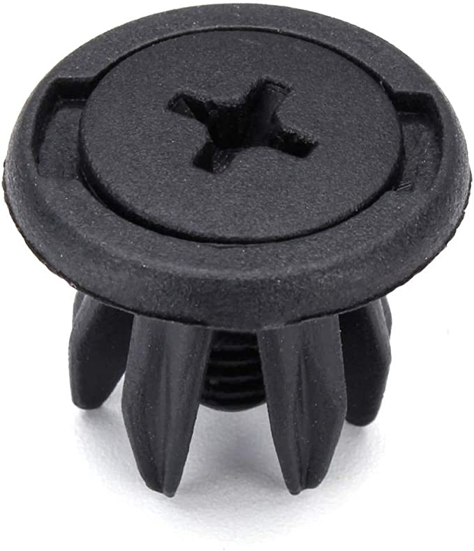 12pcs Plastic Car Fender Liner Trim Rivets Clips Retainer Kit For Mini Cooper