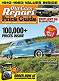 Old Cars Price Guide [Print