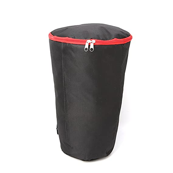 8946f2a4a948 ULKEME New Percussion African Drum Bags Padded Djembe Case Waterproof  Tambourine (12inch)