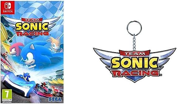 Team Sonic Racing, Nintendo Switch + Llavero: Amazon.es: Videojuegos
