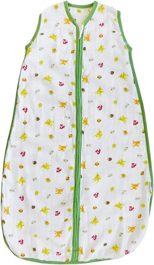 18-36 months//110cm Slumbersac Summer Sleeping Bag 0.5 Tog Safari