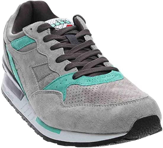 Mens Diadora INTREPID PREMIUM Sneakers Grey
