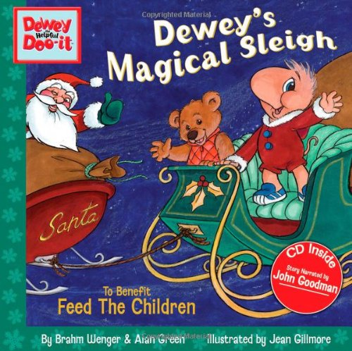 Dewey's Magical Sleigh ( Dewey The Helpful Doo-it Ser.)