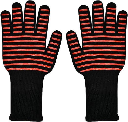 Guantes para horno de microondas, guantes para guantes de cocina ...