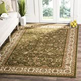 Cheap Safavieh Lyndhurst Collection LNH219B Traditional Oriental Sage and Ivory Square Area Rug (6′ Square)