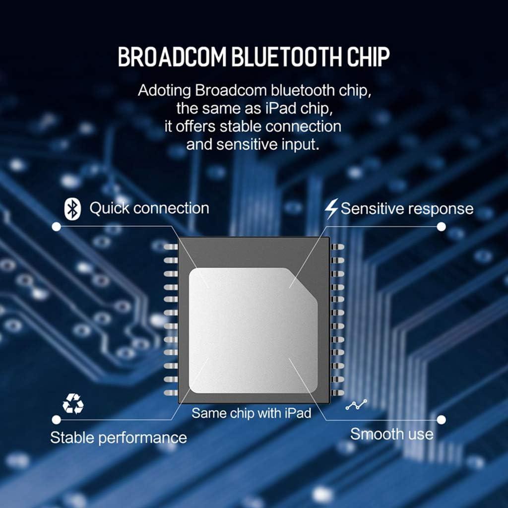 jiulonerst R4 Portable Rollable Wireless Bluetooth Keyboard