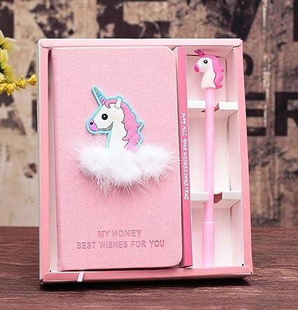 Amazon.com: XXMANX - Bonito regalo de unicornio para niñas ...