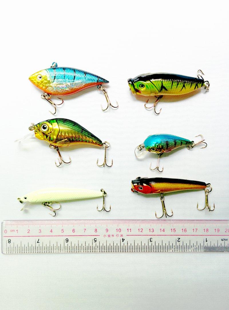 Bluenet fishing lure kit 1 set 133pcs metal spoon lure for Fishing tackle kits