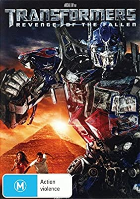 Transformers 2 - Revenge of the Fallen DVD