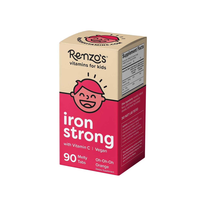 Renzo's Iron Strong