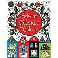 Advent Calendar To Colour Bb