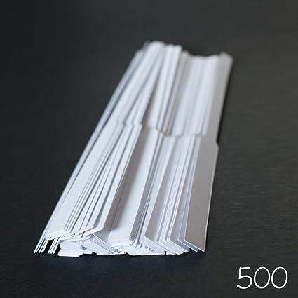 Parfum 500 Bandes Test à forme papier Parfum Aromathérapie