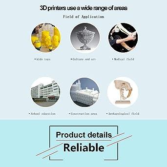 Impresora Anet A3-S LCD 3D Kit de impresora de escritorio FDM de ...