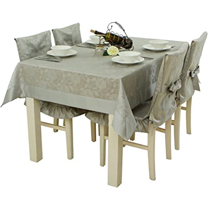 @home Tablecloth Tablecloth Rectangle, Solid Color Jacquard Living Room  Cloth Table Cloth Coffee Table
