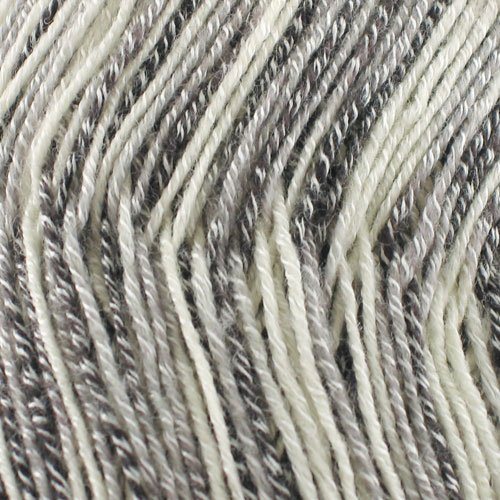 (Super Fine Weight Soft and Slim Yarn Color 992 Licorice - BambooMN - 2 Skeins)