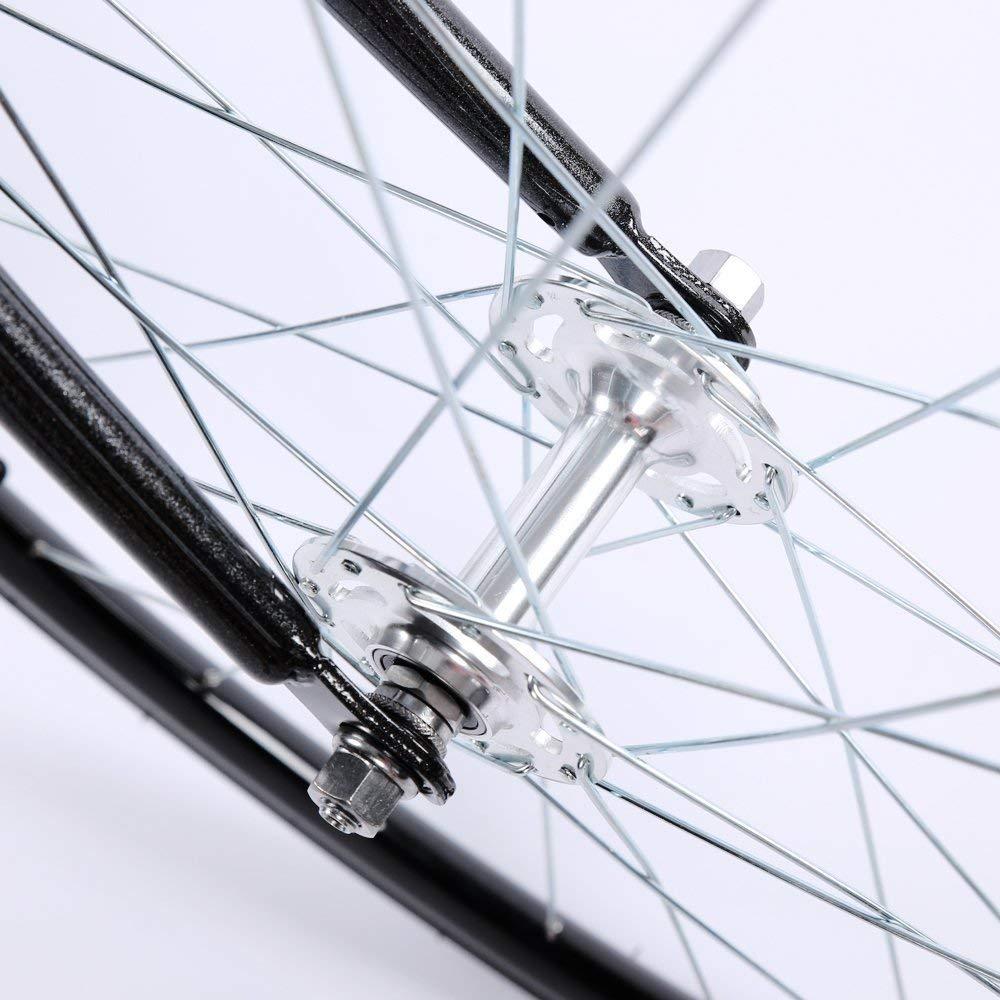 Zoyo Fixie Bike 700c Fixed Gear Bike Lightweight Track Bike Single Speed Bike With