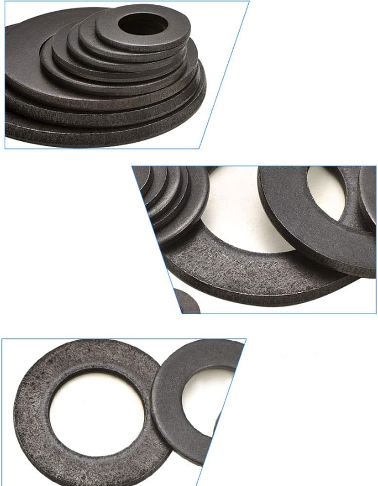 Yudesun Schrauben Unterlegscheiben Kohlenstoffstahl Metall Unterlegscheiben Distanzscheiben Meson Maschine Befestigungselemente Komponenten M6-M36