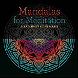 Product review for Mandalas for Meditation: Scratch-Off NightScapes