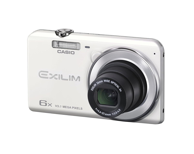 Casio Exilim EX-ZS26 Blanco: Amazon.es: Electrónica