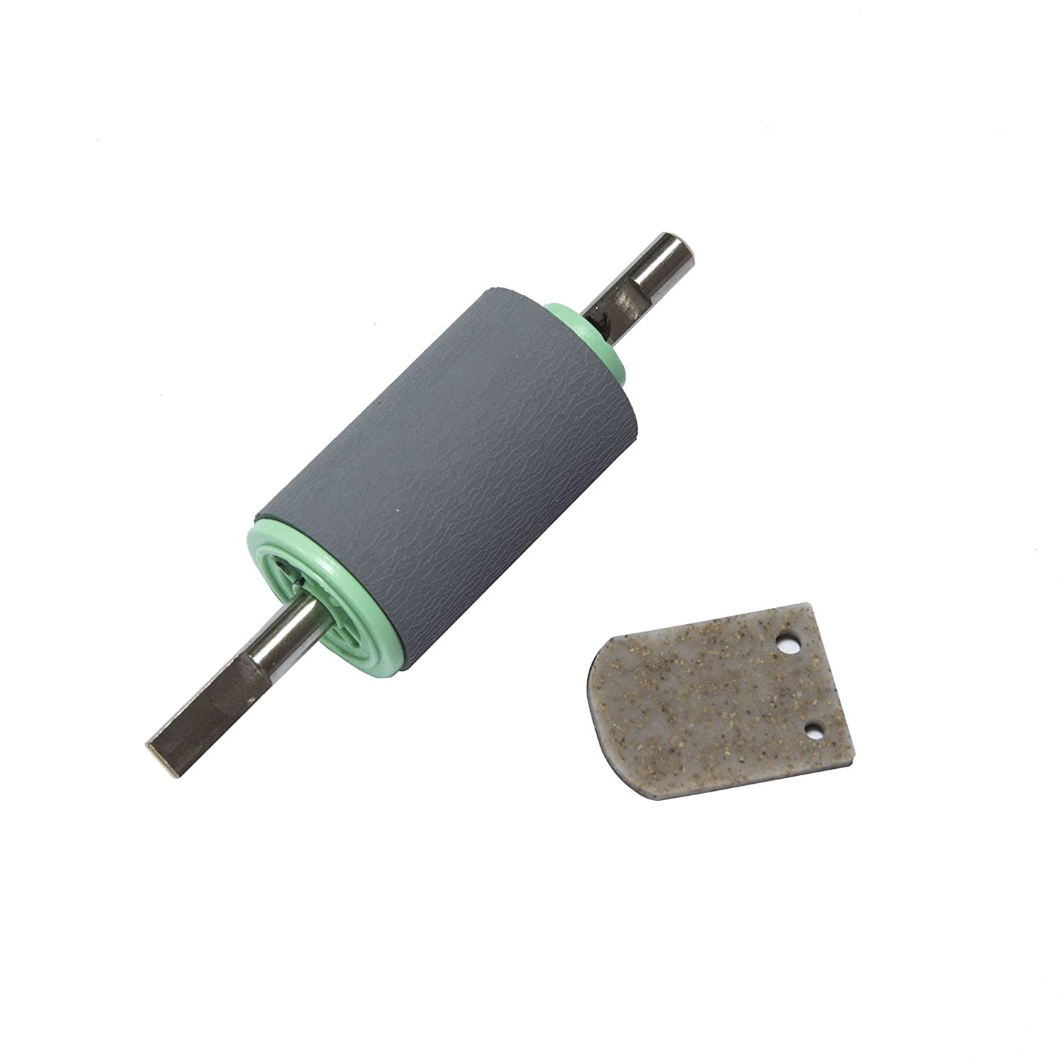 YANZEO LD6999001 LD0633001 for Brother ADS1000 ADS1500 Pick Roller and Separation Pad