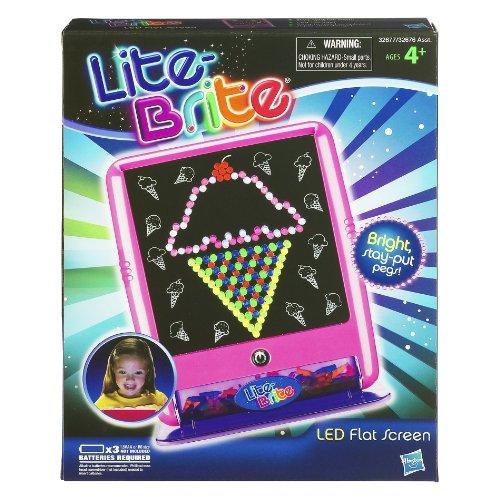 Lite Brite LED Flatscreen - GIRLS