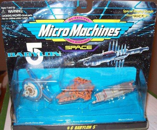 Micro Machines Babylon 5 Collection #6