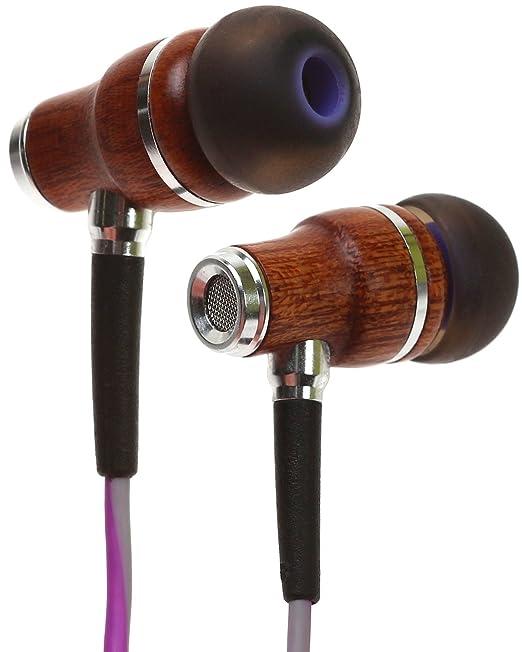 15 opinioni per Auricolari Symphonized NRG 3.0 Premium in Vero Legno   Cuffiette Stereo con