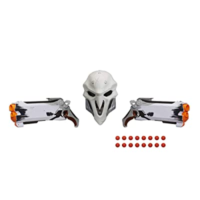 Nerf Rival Overwatch Reaper Wight Edition Collector Pack: Toys & Games