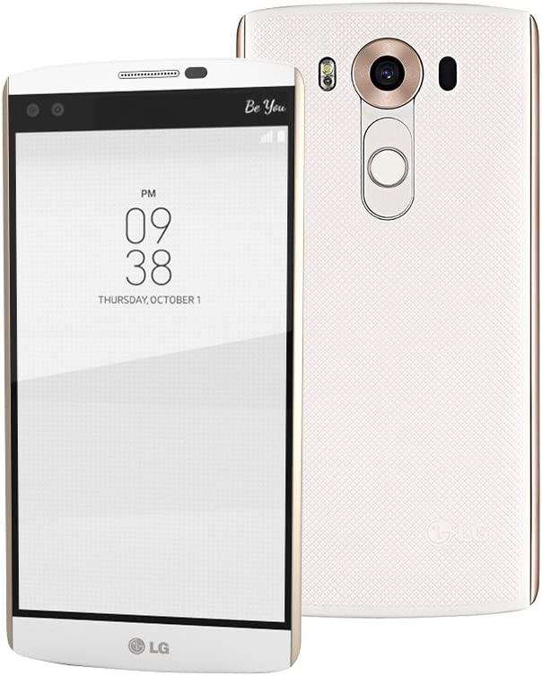 LG V10 - Smartphone Dual Sim, 64 GB, 4 GB, Luxe White: Amazon.es: Electrónica