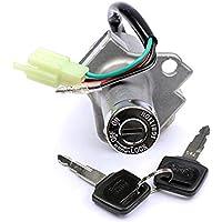 Cerradura encendido compatible para Honda XL 125 200