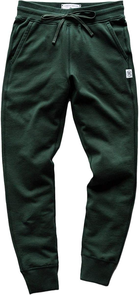 Reigning Champ Mens Mid Weight Terry Slim Sweatpants