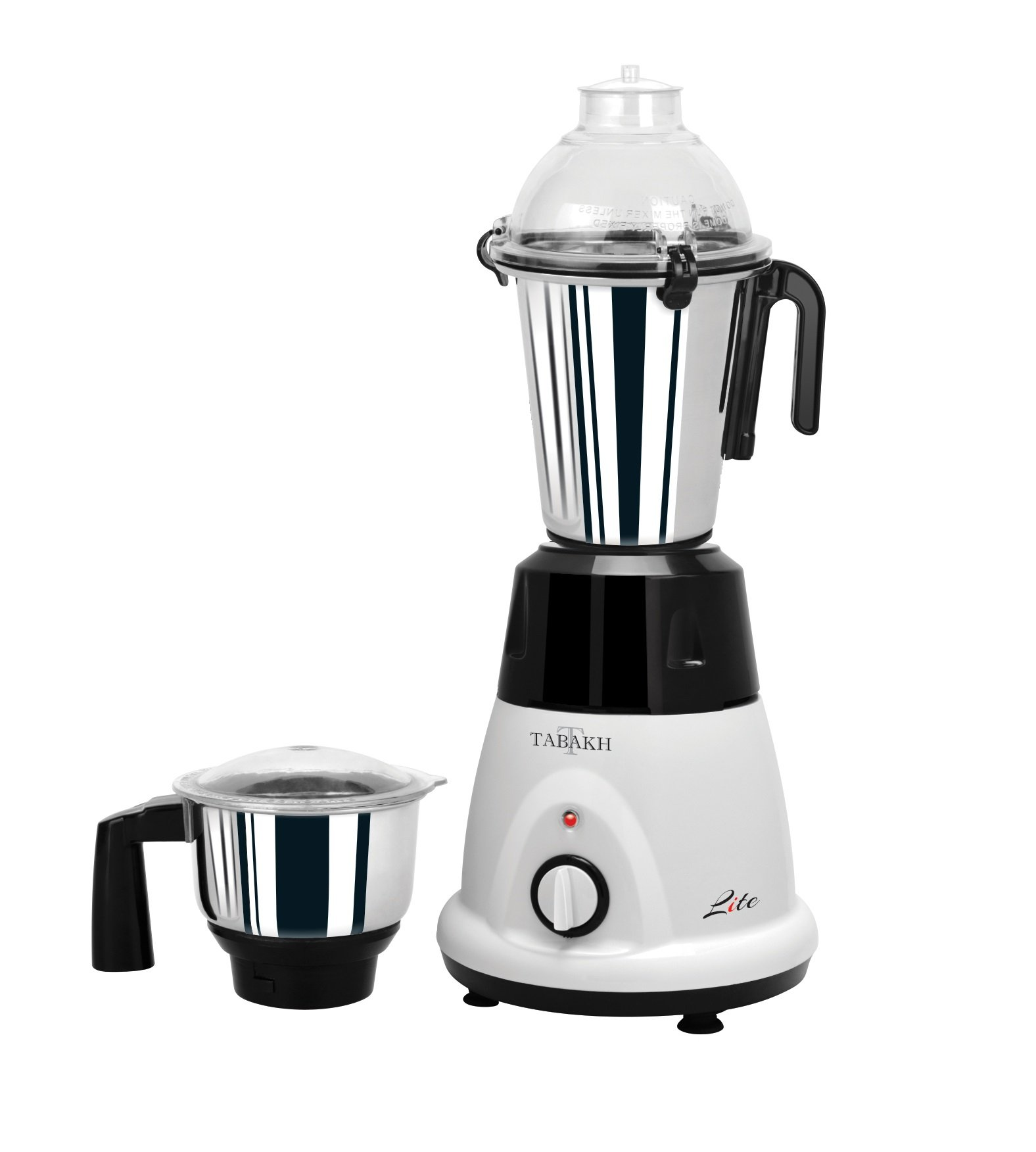 Tabakh Lite Indian Mixer Grinder | 2-Jar | 750 Watts | 110-Volts (USA & Canada) by Tabakh